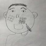 「顔にできたニキビの周りに数字を書く人」が美容動画まとめサイトにUPされていた件(メディア・リテラシー)
